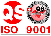CDV CERTIFICATE ISO 9001
